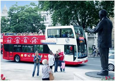 Original london sightseeing tour guided tour best price for 3 kitchener street leeds