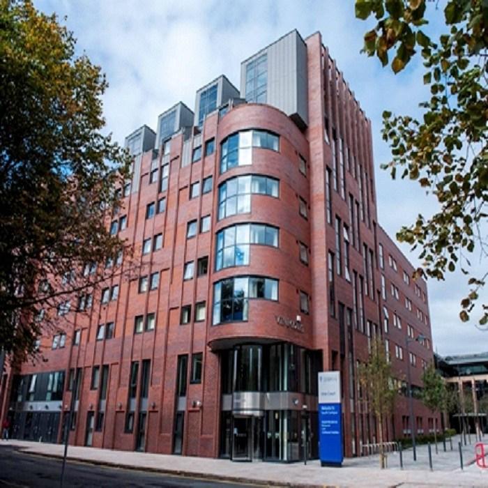 Chemistry Building Liverpool University