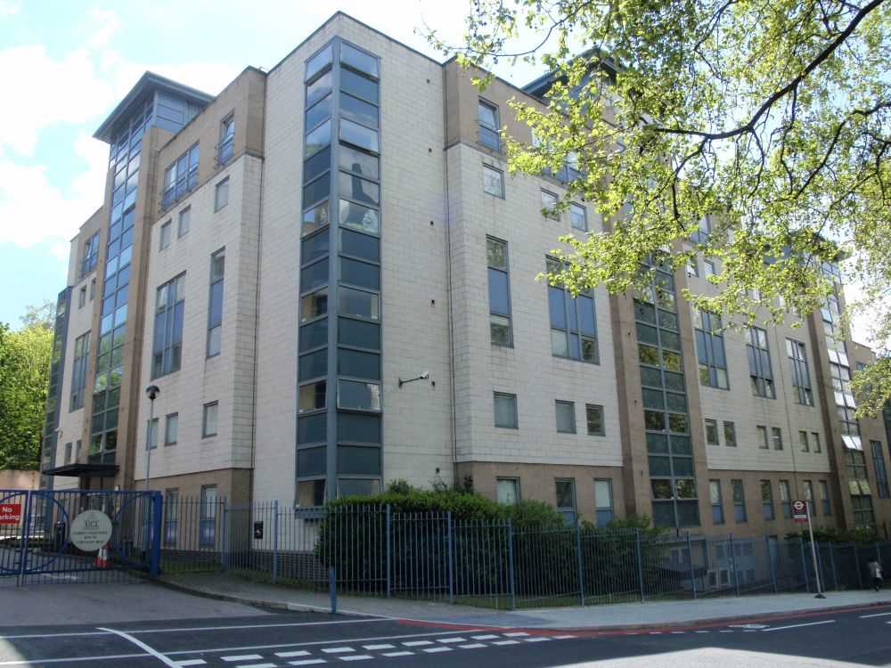 James Lighthill House - Street view