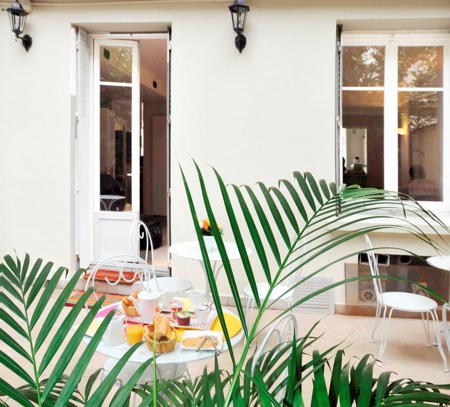 Villa sorel paris boulogne billancourt hotel best - Mobilier jardin hiver boulogne billancourt ...