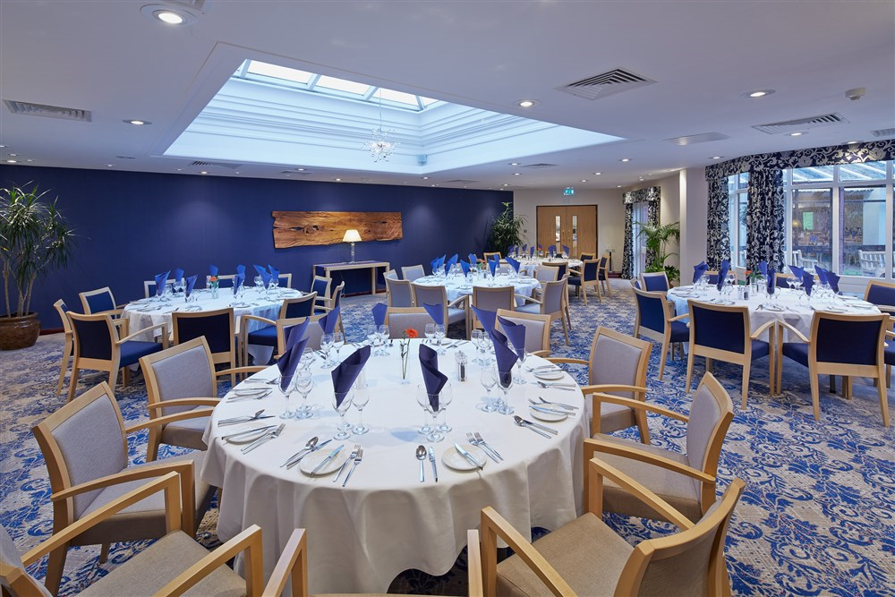 Radcliffe house university of warwick near coventry for Restaurants with private rooms near me