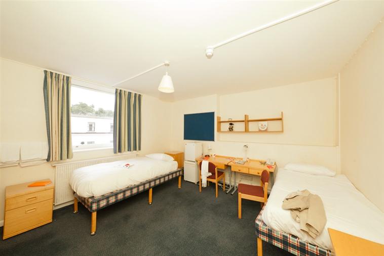 Twin Standard Room.