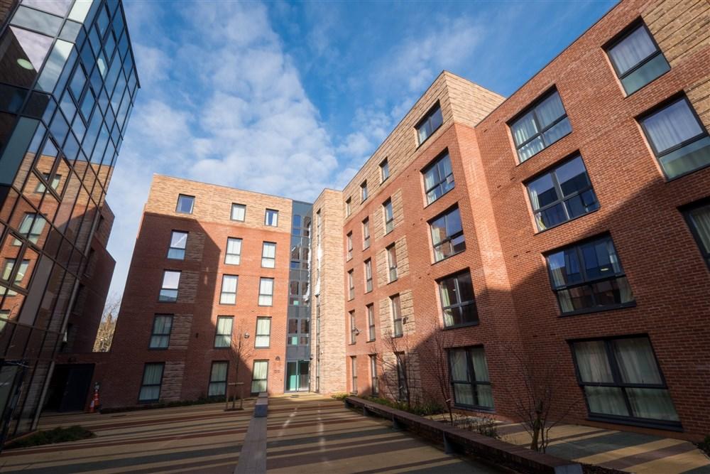 West Court accommodation