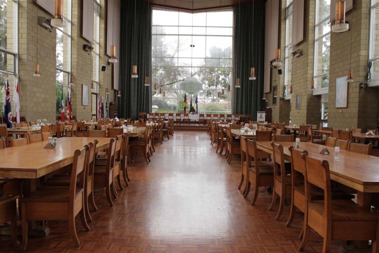 Eakins Dining Hall