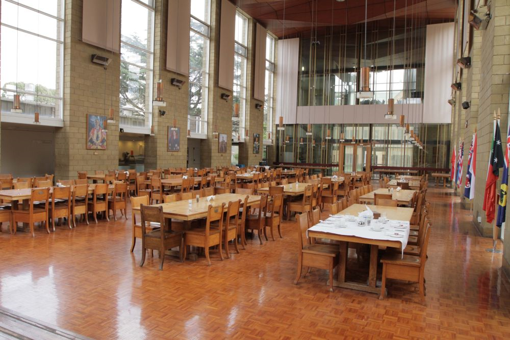 Eakins Dining Hall