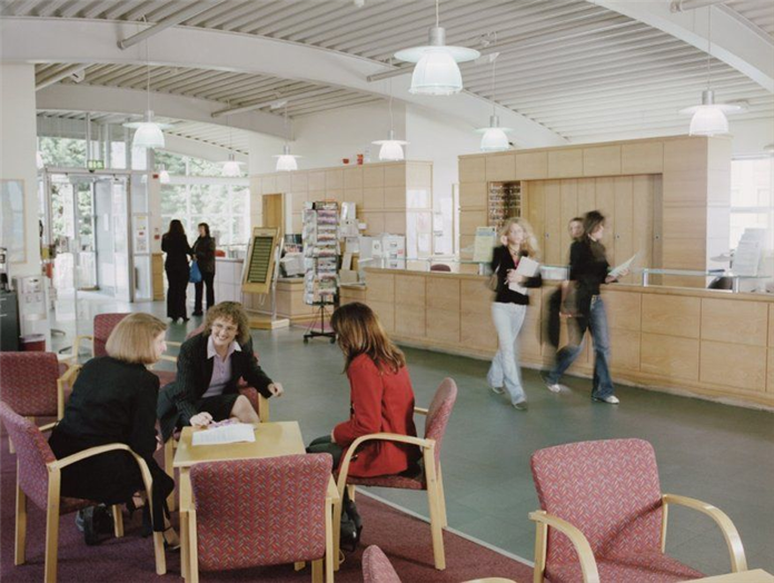 Reception Centre
