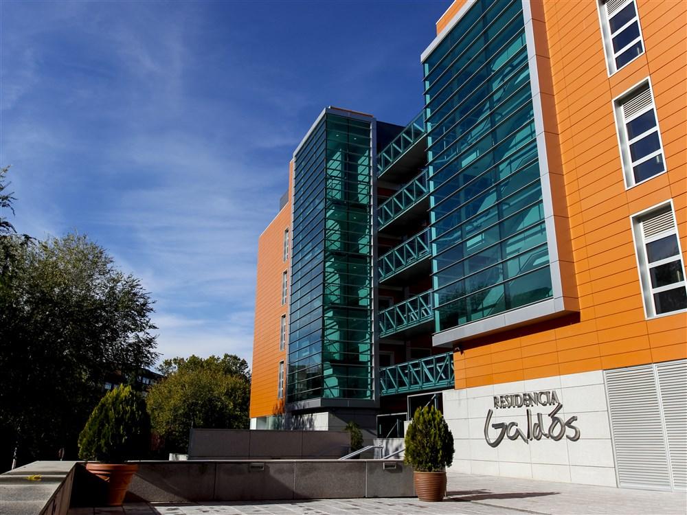 Residencia universitaria gald s madrid b b prenota ora for B b soggiorno madrid