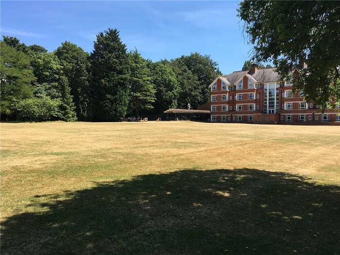 Richard Laws Building & Grounds