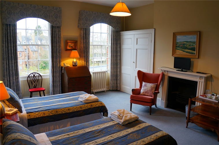 Hall Guest Room