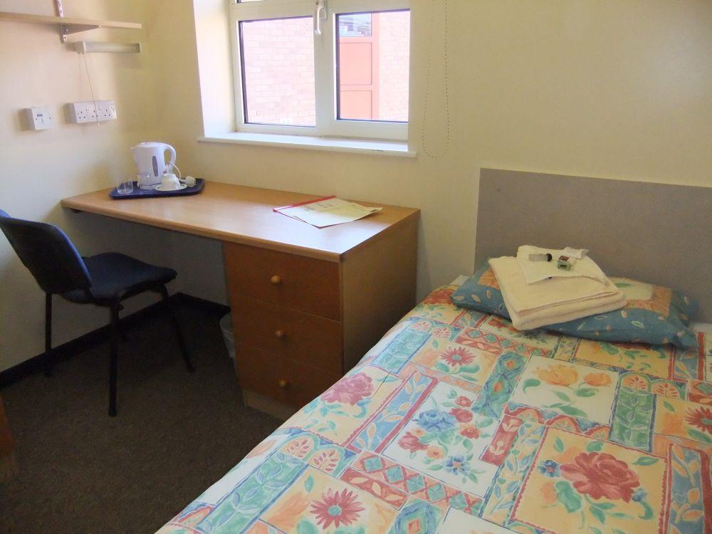Senghennydd Court Bedroom