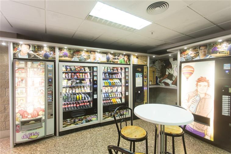 Zona vending