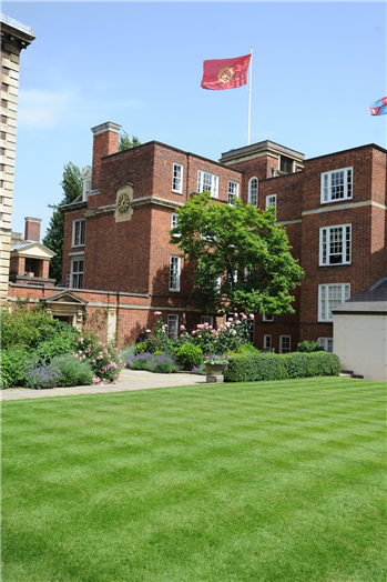 Sherlock Court facing Woodlark Building