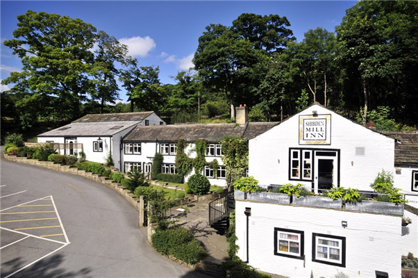 Shibden Mill Inn, Halifax - Yorkshire | Pubs with Rooms | Britain's Finest