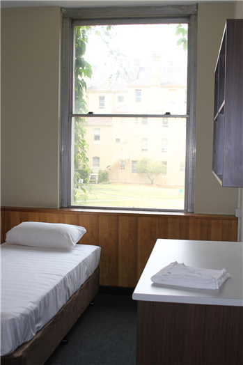 Johnson Wing Bedroom