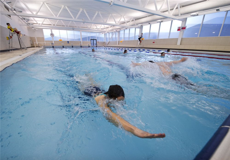 Sport Central Swimming Pool