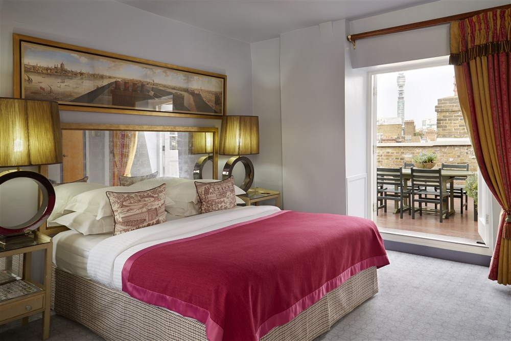 The mandeville hotel london hotel best price guarantee for Terrace hotel london