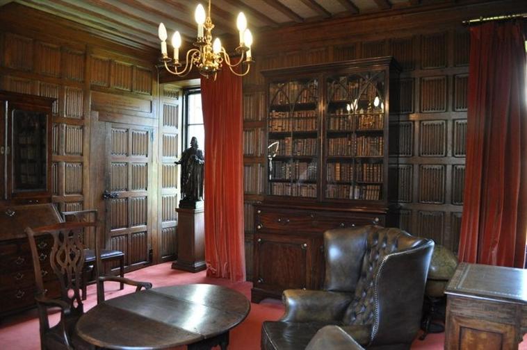 The John Wesley Room