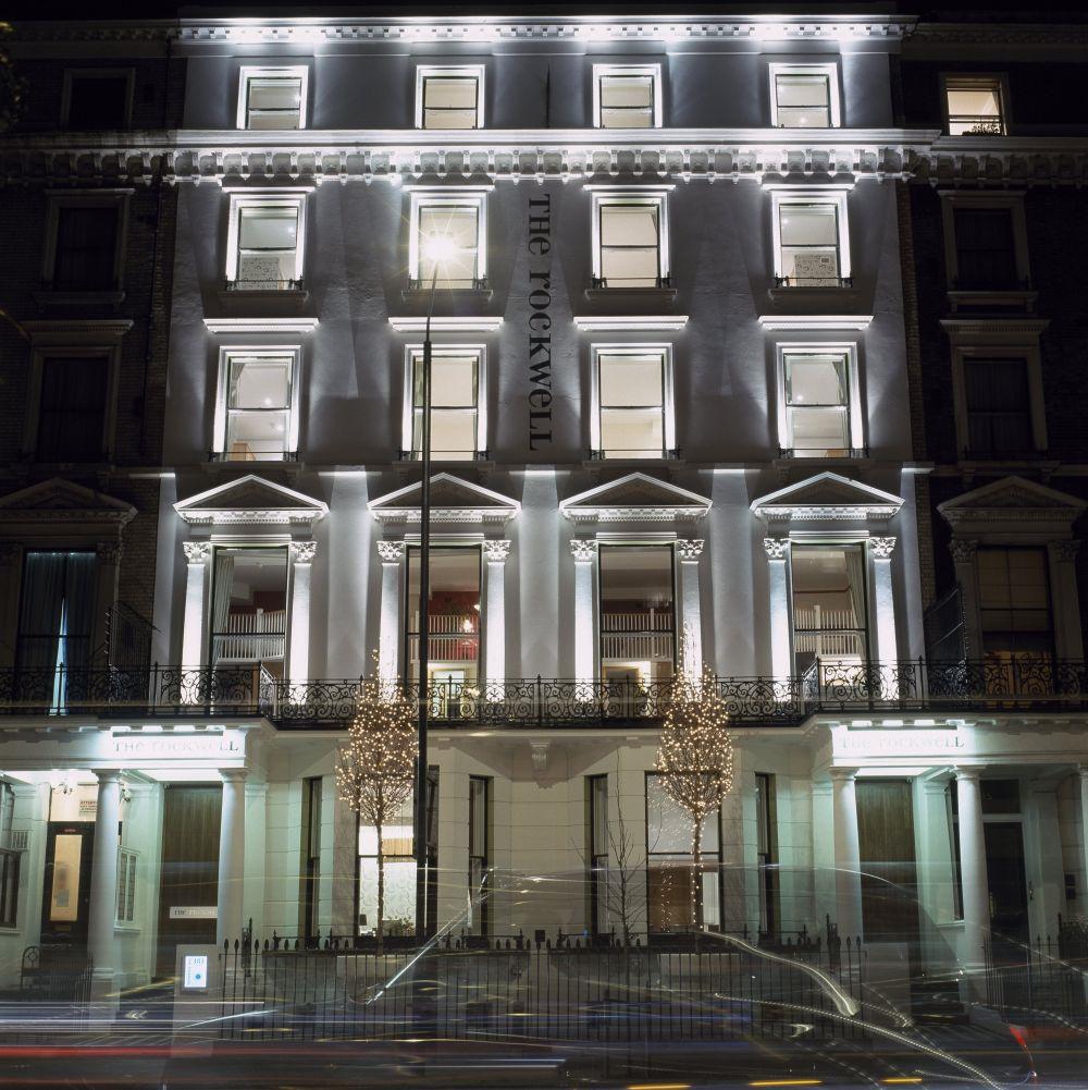 London Hotel Kensington Gardens: Rockwell Hotel, Kensington, London, Hotel