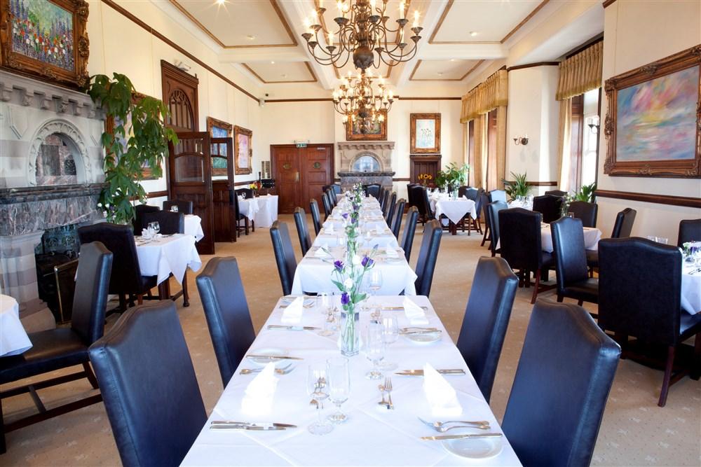 Irina S Restaurant At Camelot Castle Tintagel