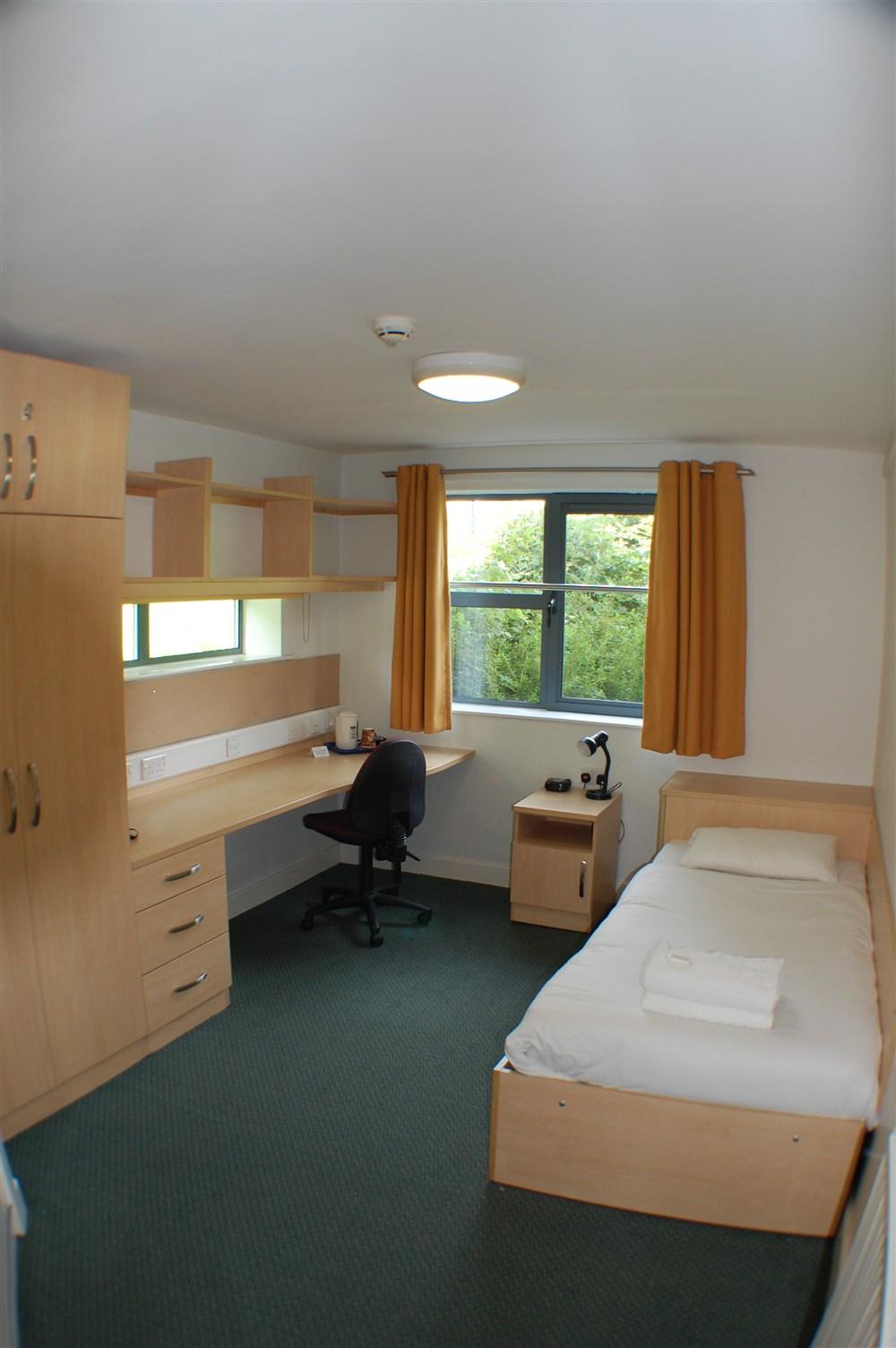 Vanbrugh College Bedroom