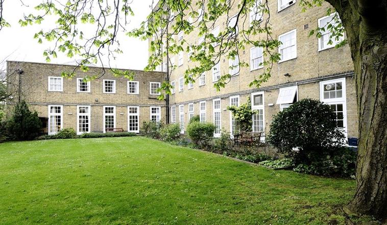 Goldsmiths House