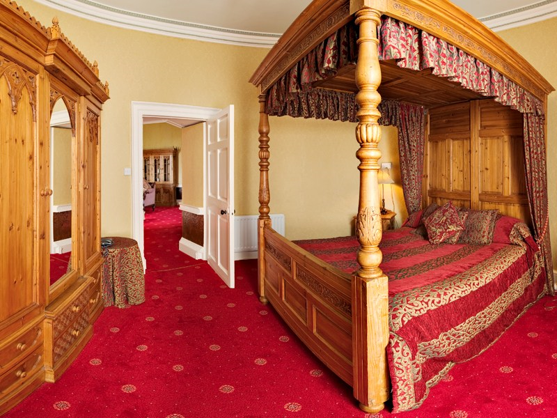 Castle Hotel Southend Rooms