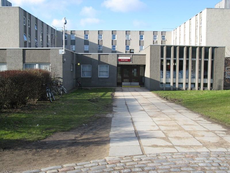 University Of Aberdeen Room Bookings