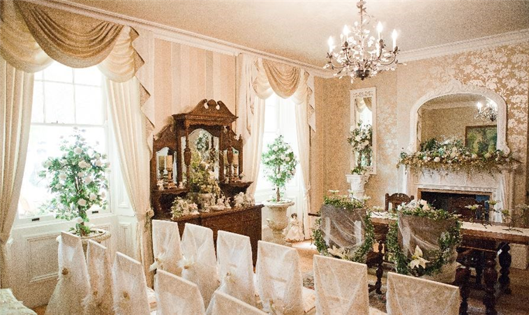 Wedding/Renewal Room