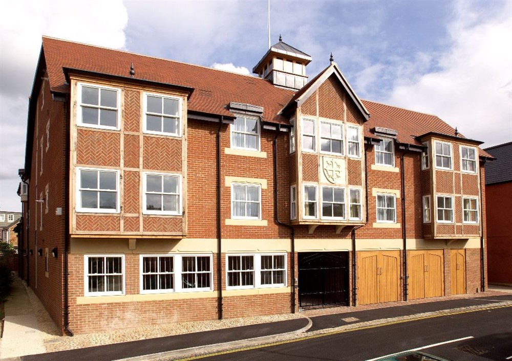 The william r miller building st edmund hall oxford for 3 kitchener street leeds
