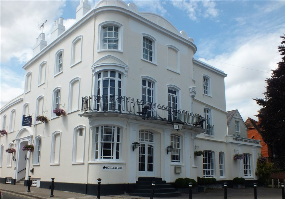 Royal Adelaide Hotel, 46 King's Road, Windsor, Berkshire