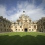 Accommodation in Brasenose College, Oxford
