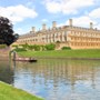 Accommodation in Clare College, Cambridge