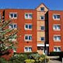 Accommodation in Faraday Complex, Brunel University, Uxbridge, London