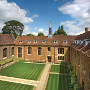Accommodation in Magdalene College, Cambridge