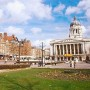 Nottingham: bed and breakfast accommodation