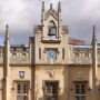 Accommodation in Sidney Sussex College, Cambridge