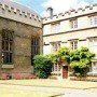 Accommodation in Jesus College, Oxford