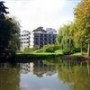 Accommodation in Wolfson College, Oxford